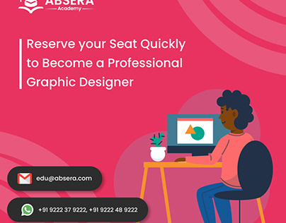 Learn Graphic Designing at Absera Academy