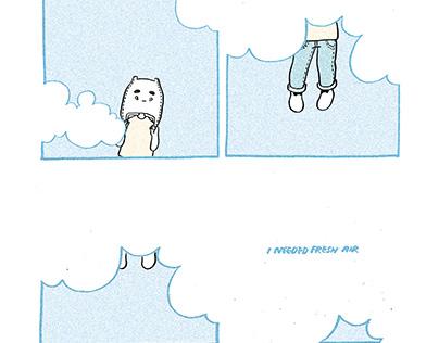 Plastic Boy/ Comic Zine