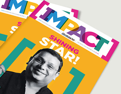 Impact : Strategic Branding | Editorial Design