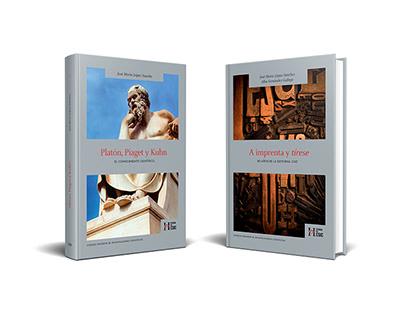 Colección de libros «Historia del CSIC»