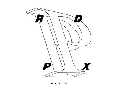 PARADOXE Paris - Icon logo