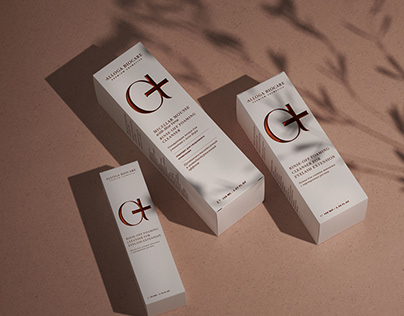 AllogaBiocare cosmetics packaging
