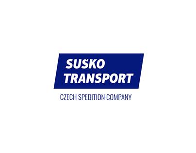Suško Transport Logo