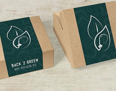 Back 2 Green - Branding