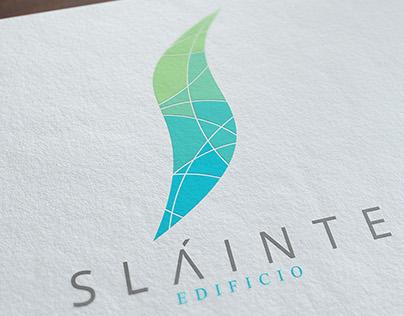 SLÁINTE EDIFICIO ©   BRANDING