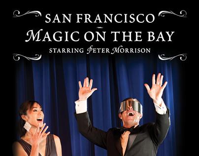 "San Francisco ""Magic On The Bay"" rack card"