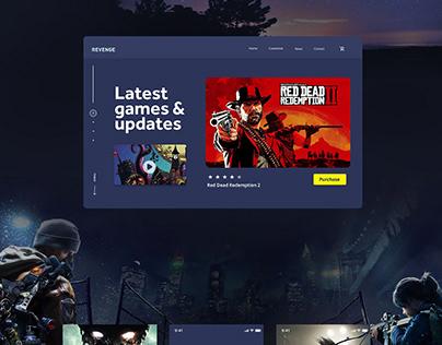 Gaming App Exploration: Revenge