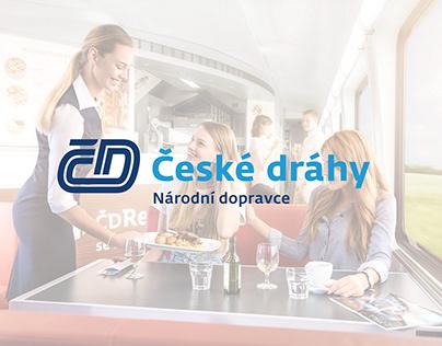 ČESKÉ DRÁHY Commercial