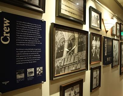WAC History Art Installation