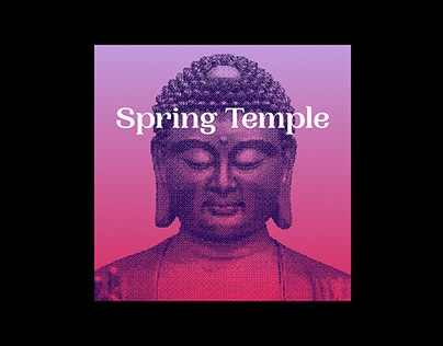 Spring Temple - single