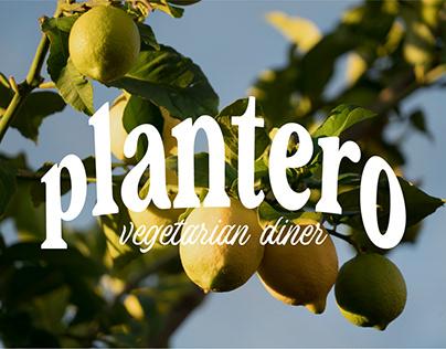 Plantero - vegetarian diner