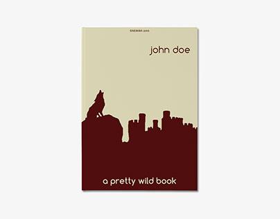 Book Cover - A Pretty Wild Book