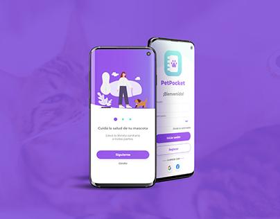 PetPocket | Diseño UX/UI