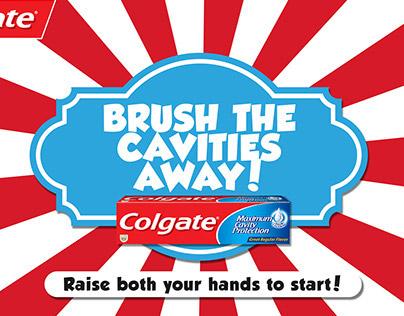 Brush the Cavities Away