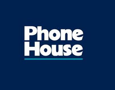"PUBLICIDAD-""Phone House"" -3 Spots-"