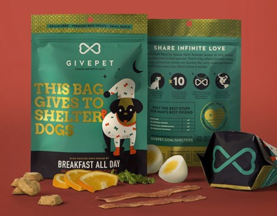 GivePet Packaging