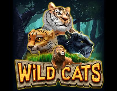 Wild Cats - Skill Game