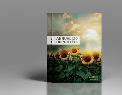 Agroliga - Annual Report (Graphic)
