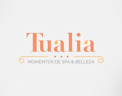Tualia - Marca y aplicaciones