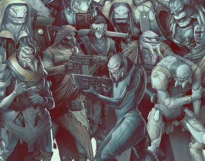 Faith: The Sci-Fi RPG