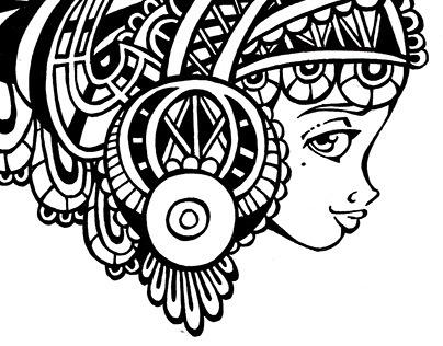 Women & Design Illustrations