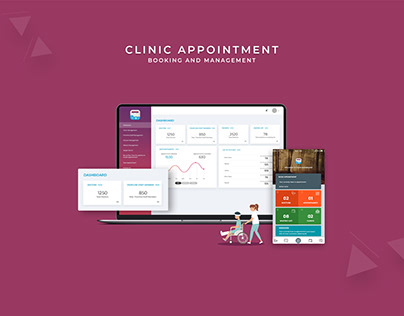 CLINIC APPOINTMENT BOOKING & MANAGEMENT