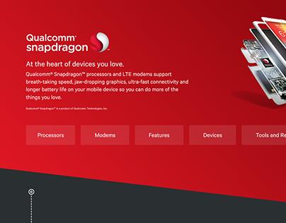 Qualcomm User Interface