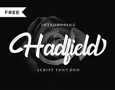 FREE   Hadfield Script