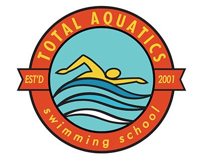 Rediseño de Total Aquatics Swimming School