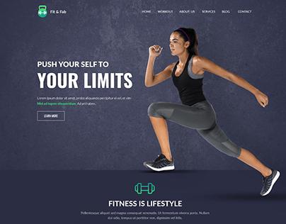 Fit & Fab Web UI