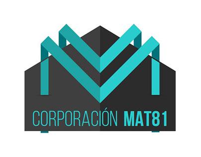 Propuesta Logo MAT 81