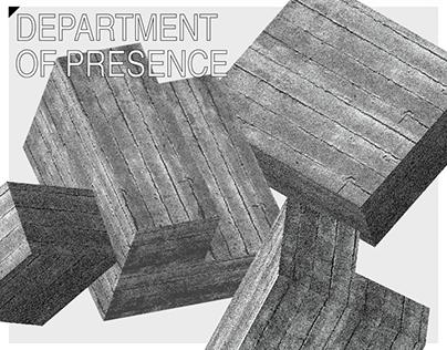 website / department of presence