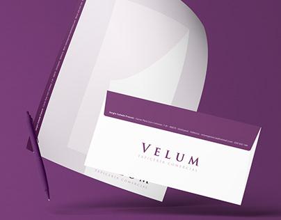 Logo y papelería para empresa de textil de hogar.