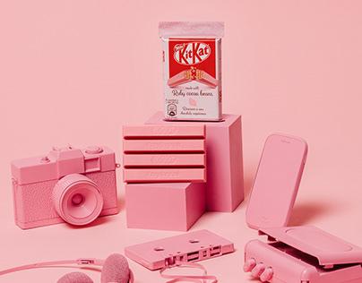 KitKat - Colores