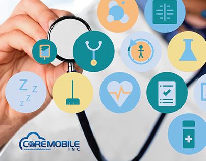 Core Mobile Inc Web Redesign
