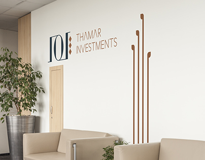 Thamar Investments // Branding