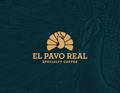 El Pavo Real - Brand Identity
