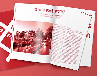 Projeto Editorial - Amsterdam