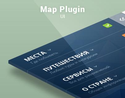 Map Plugin for ExploreUA