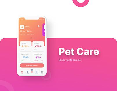 Pet Care App
