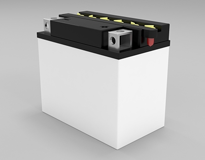 3D car batteries