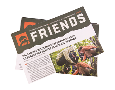 NOLS Friends Newsletter Spring 2019