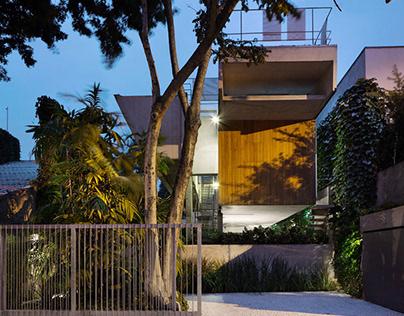 weekend house - spbr architecture, brazil