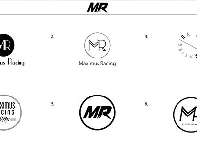 Maximus Racing Logo Design