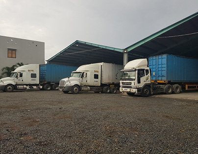 Vận chuyển hàng bằng container từ TPHCM đi Nha Trang
