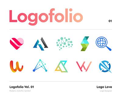Logofolio V01 | Logo Design | Modern Logos