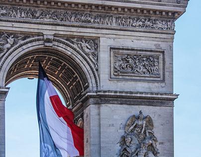 Colours of Paris