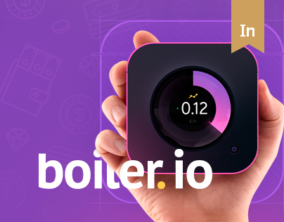 boiler.io - Virtual Powerplant