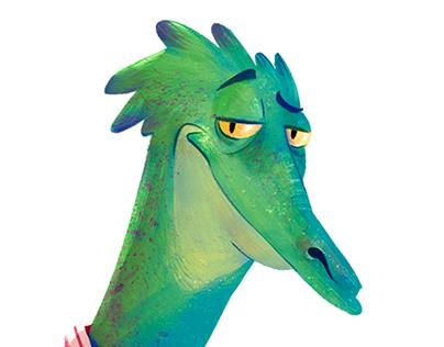 Teen Dinosaur