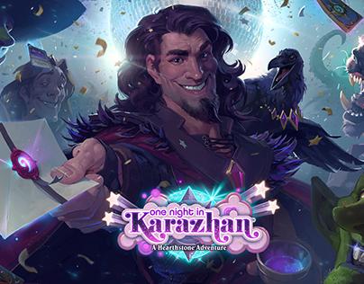 Hearthstone One Night in Karazhan Event